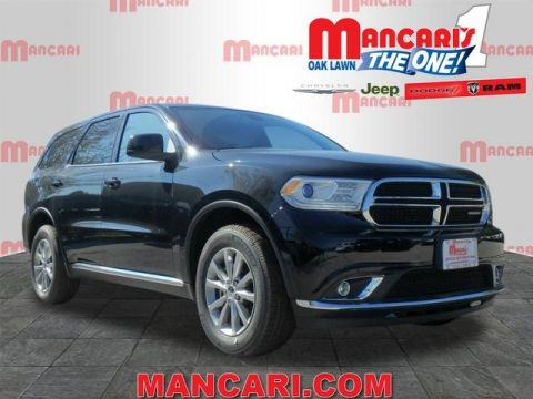 NEW 2018 DODGE DURANGO SXT AWD