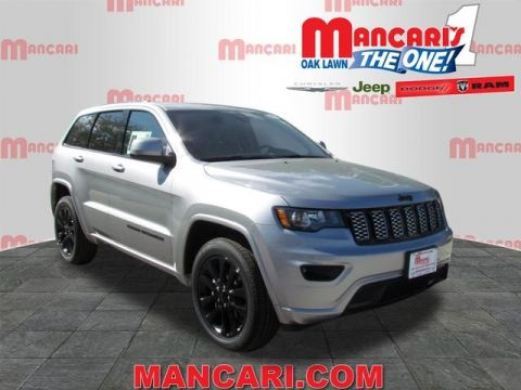NEW 2018 JEEP GRAND CHEROKEE ALTITUDE 4X4