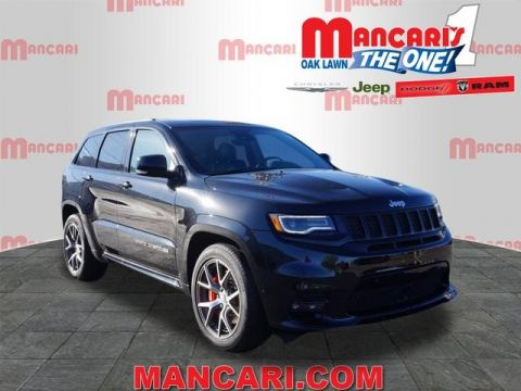 NEW 2017 JEEP GRAND CHEROKEE SRT 4X4