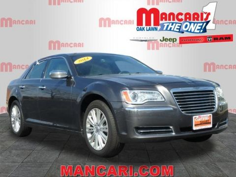 CERTIFIED PRE-OWNED 2014 CHRYSLER 300 BASE AWD