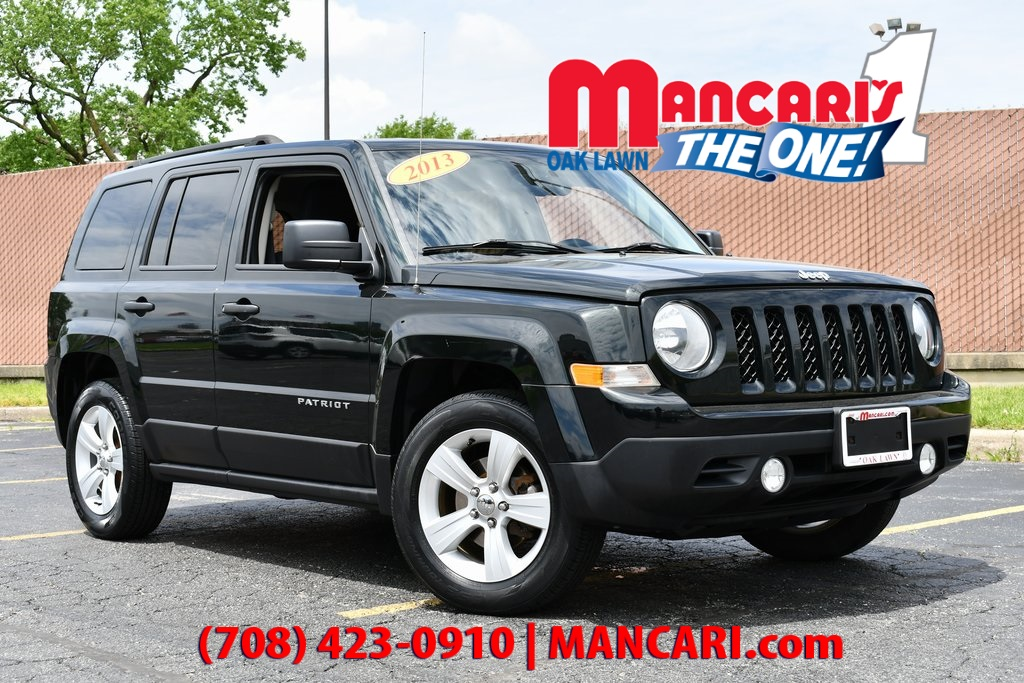 Pre-Owned 2013 Jeep Patriot Sport - ONE OWNER FOG LIGHTS FULLY DETAILED AUX IN