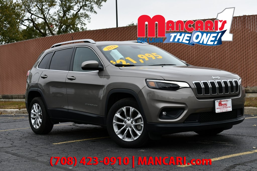 Certified Pre-Owned 2019 Jeep Cherokee Latitude - CERTIFIED REMOTE KEYLESS ENTRY BACKUP C