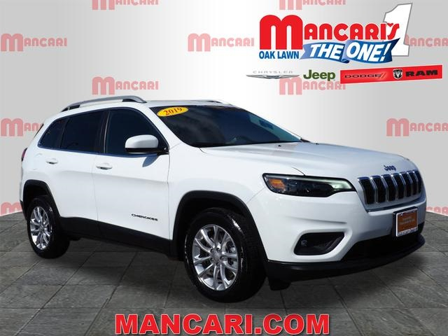 Certified Pre-Owned 2019 Jeep Cherokee Latitude - Remote KeyLess EntryBackUp Camera