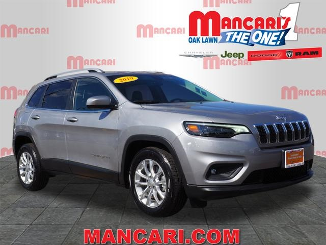 Certified Pre-Owned 2019 Jeep Cherokee Latitude - Apple CarPlay Google Android Auto