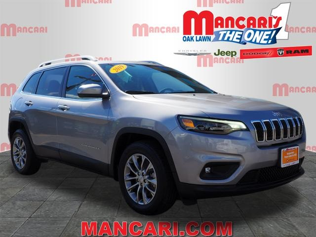 Certified Pre-Owned 2019 Jeep Cherokee Latitude Plus - Remote Start Remote Key-Less Entry