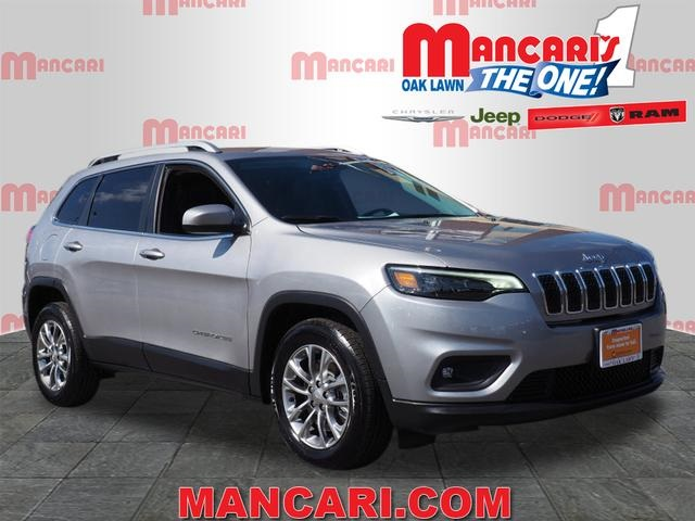 Certified Pre-Owned 2019 Jeep Cherokee Latitude Plus - Apple CarPlay Google Android