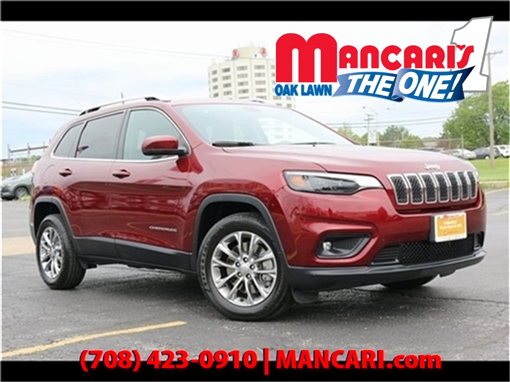 Pre-Owned 2019 Jeep Cherokee Latitude Plus - 4X4 Apple CarPlay Google Android
