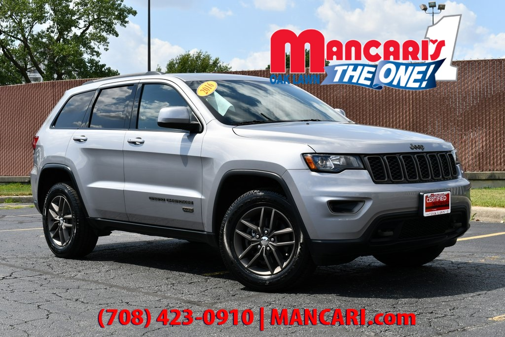Certified Pre-Owned 2016 Jeep Grand Cherokee Laredo - 4X4 SUNROOF BACKUP CAMERA REMOTE STARTER