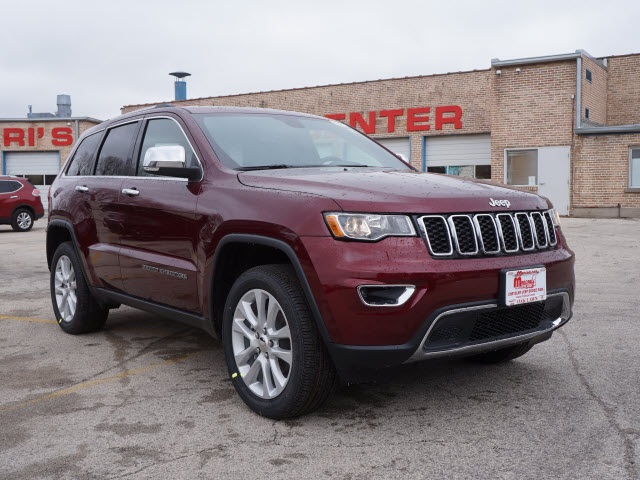 new 2017 jeep grand cherokee limited sport utility in oak lawn 55175j 7 mancari 39 s chrysler. Black Bedroom Furniture Sets. Home Design Ideas