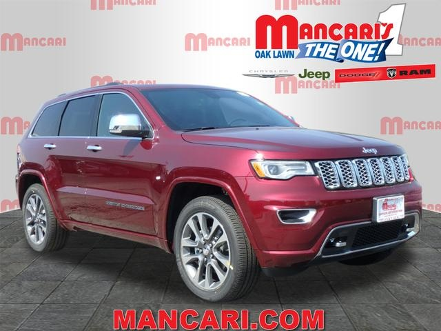 new 2018 jeep grand cherokee. wonderful grand new 2018 jeep grand cherokee overland on new jeep grand cherokee