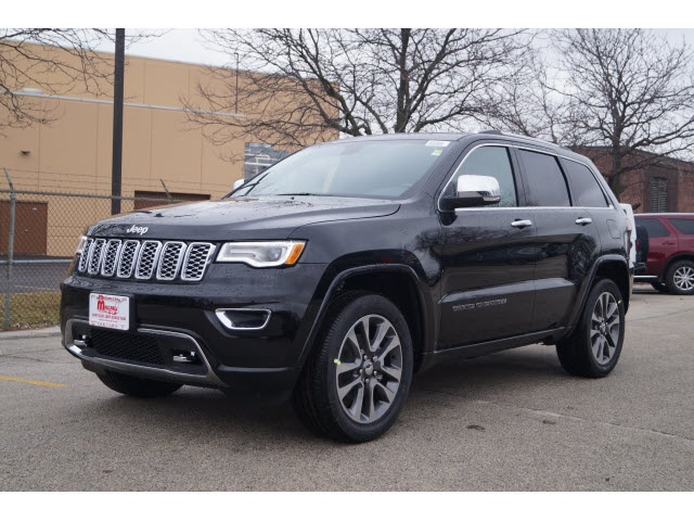 new 2017 jeep grand cherokee overland 4d sport utility in oak lawn 55134j 7 mancari 39 s. Black Bedroom Furniture Sets. Home Design Ideas