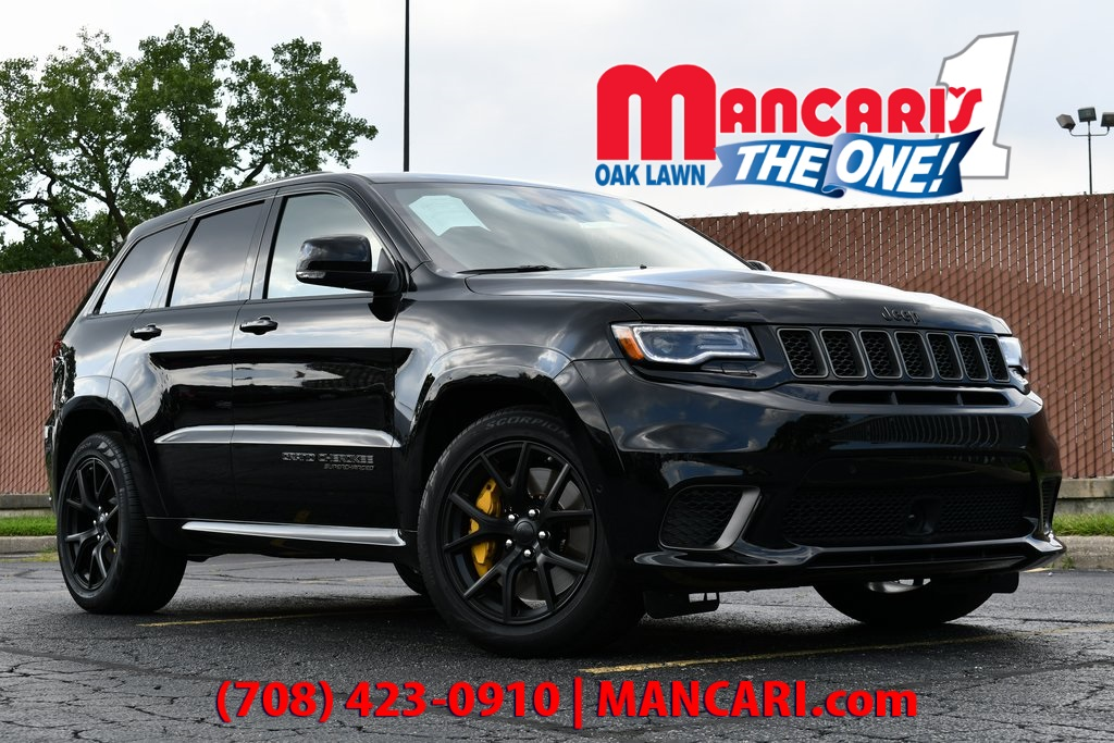 New 2019 Jeep Grand Cherokee Trackhawk 4x4