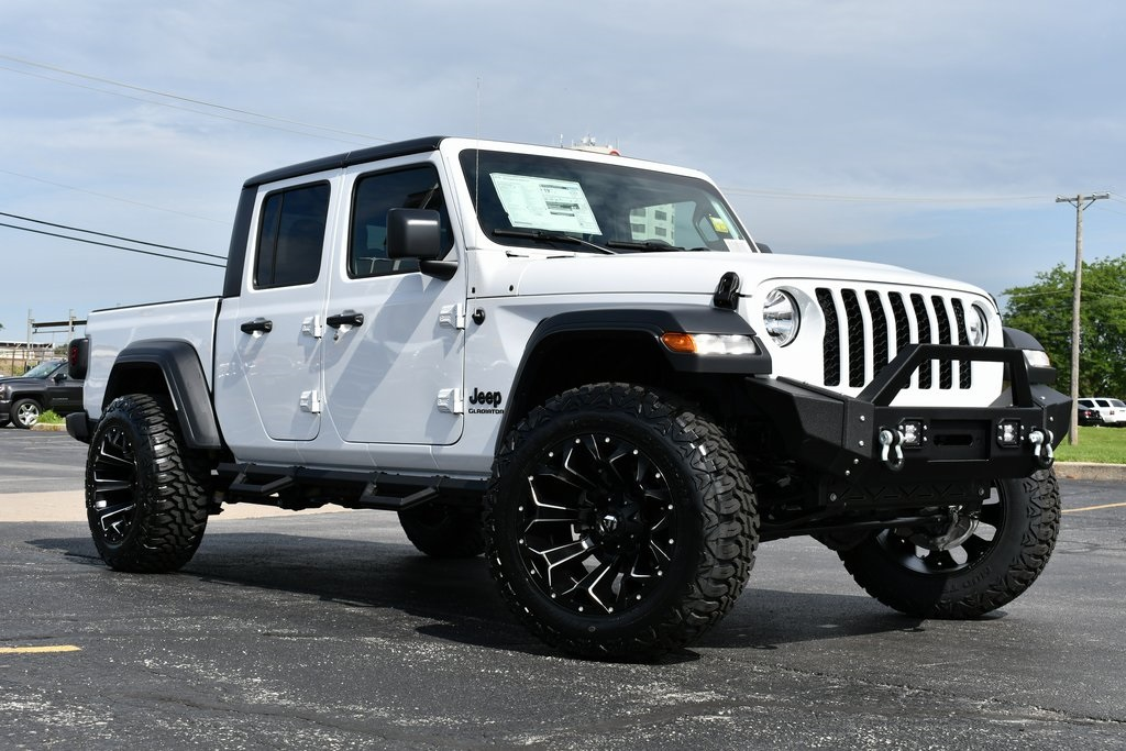 New 2020 Jeep Gladiator Sport S 4x4
