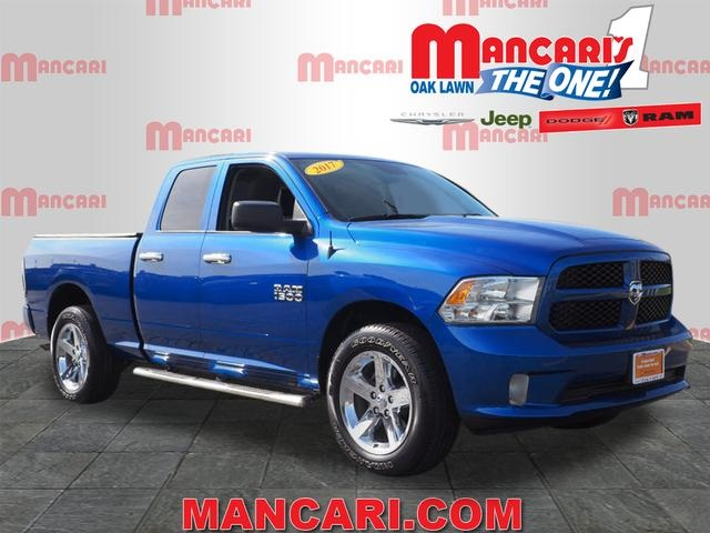 Certified Pre Owned 2017 Ram 1500 Express