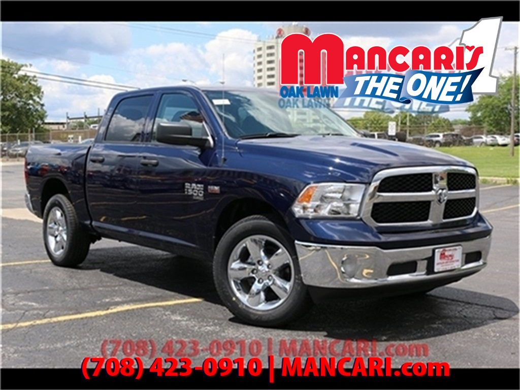 New 2019 RAM 1500 Classic Tradesman - 4X4 Blue Tooth Remote KeyLess Entry