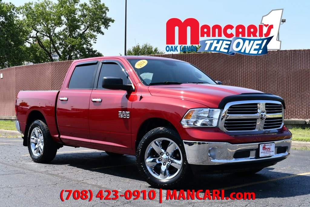 Certified Pre-Owned 2014 Ram 1500 Big Horn - 4X4 BLUETOOTH TOW HITCH REMOTE KEYLESS