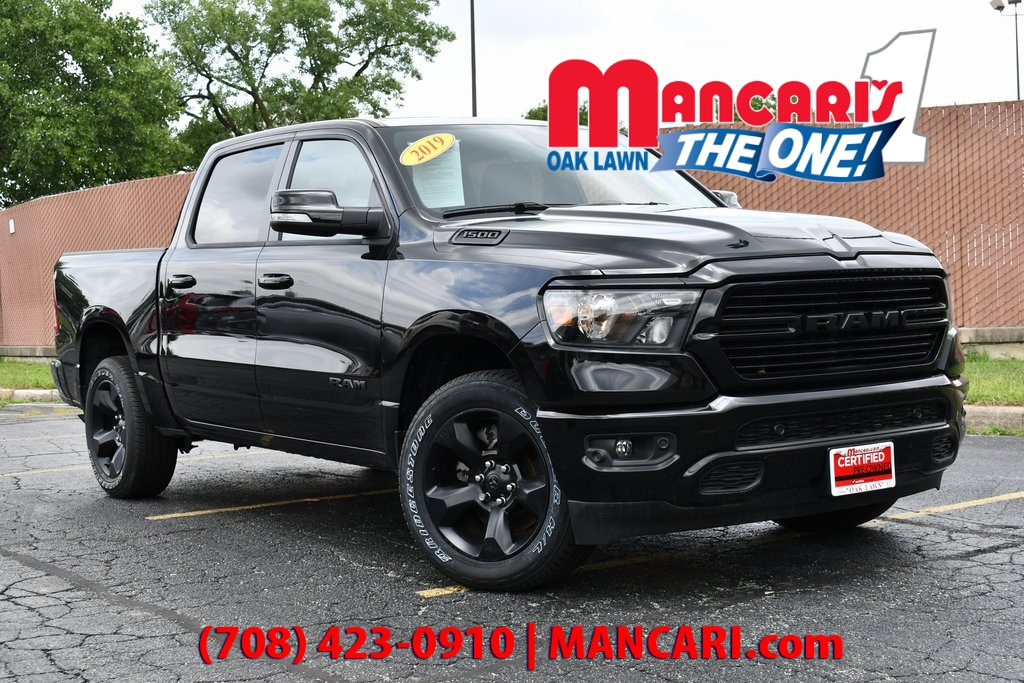 Certified Pre-Owned 2019 Ram 1500 Big Horn/Lone Star - CERTIFIED 4X4 ONE OWNER REMOT