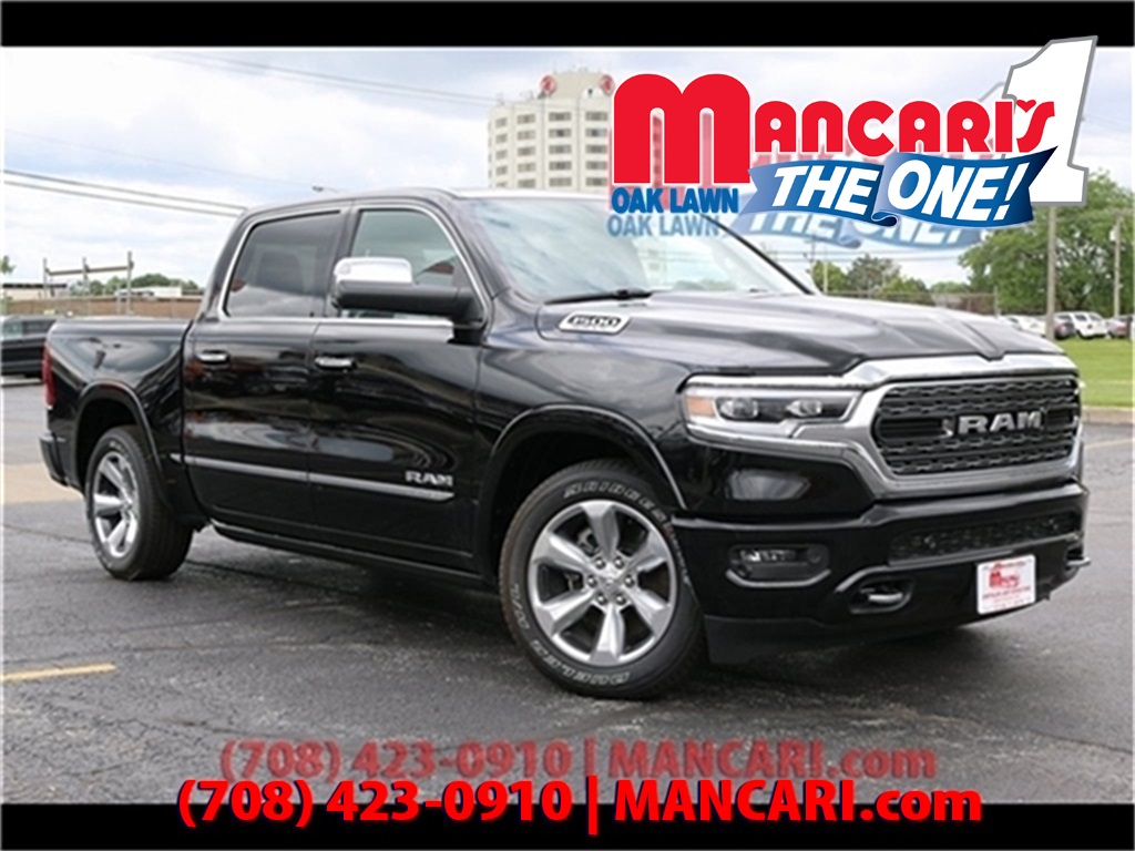 New 2019 RAM All-New 1500 Limited - 4X4 Navigation SunRoof