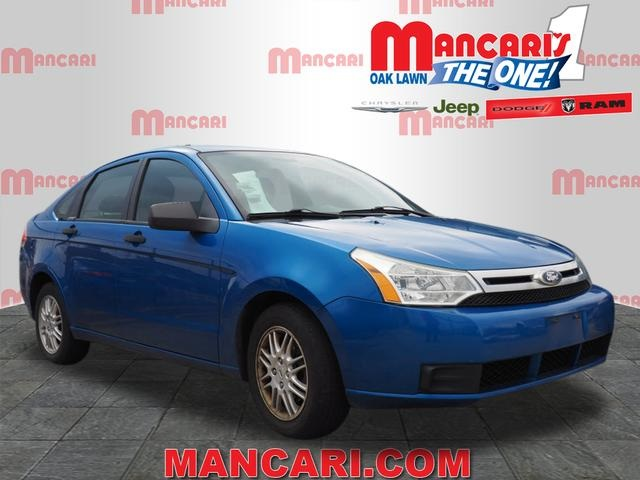 Pre-Owned 2011 Ford Focus SE