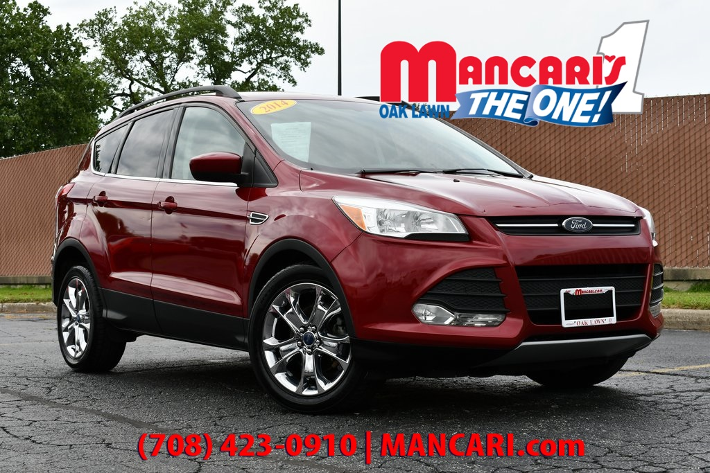 Pre-Owned 2014 Ford Escape SE - BACKUP CAMERA REMOTE KEYLESS ENTRY