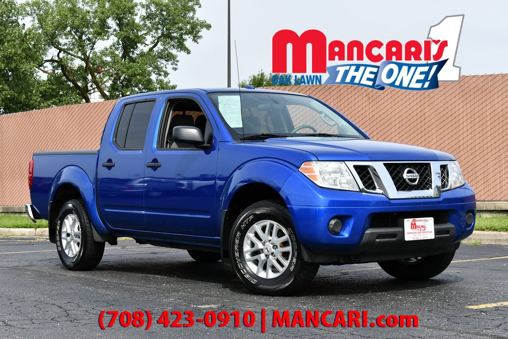 Nissan Frontier 4X4 >> Pre Owned 2015 Nissan Frontier Sv 4x4 One Owner Remote Keyless Entry 4wd