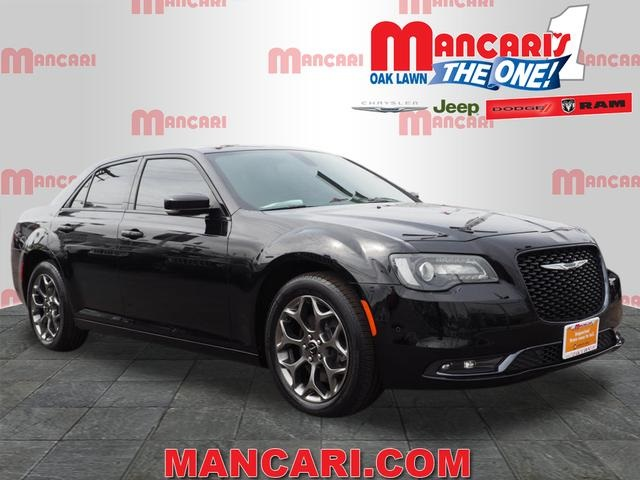 Certified Pre Owned 2017 Chrysler 300 S