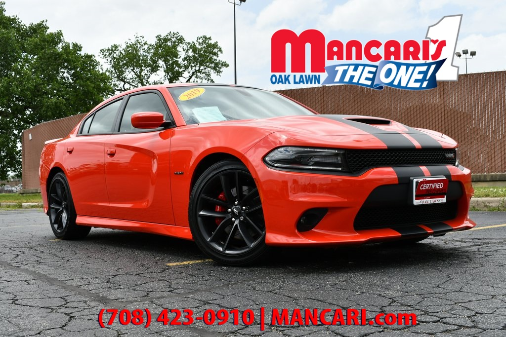 Certified Pre-Owned 2019 Dodge Charger R/T - CERTIFIED ONE OWNER REMOTE START