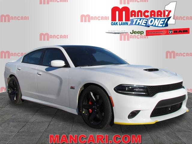 new 2018 dodge charger srt 392 sedan in oak lawn 4023d 8 mancari 39 s chrysler dodge jeep ram inc. Black Bedroom Furniture Sets. Home Design Ideas