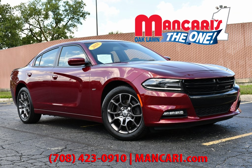 Certified Pre-Owned 2018 Dodge Charger GT - ONE OWNER SUNROOF REMOTE STARTER