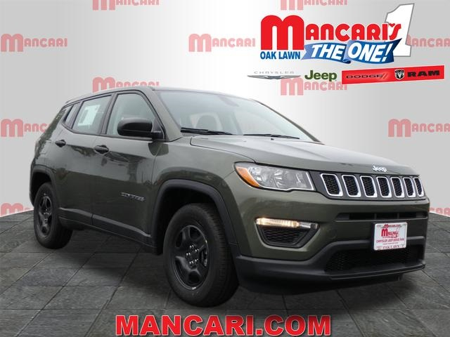 fwd new inventory utility jeep compass sport in gainesville