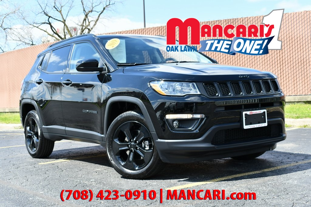 Pre-Owned 2019 Jeep Compass Latitude - 4X4 BACKUP CAMERA REMOTE START
