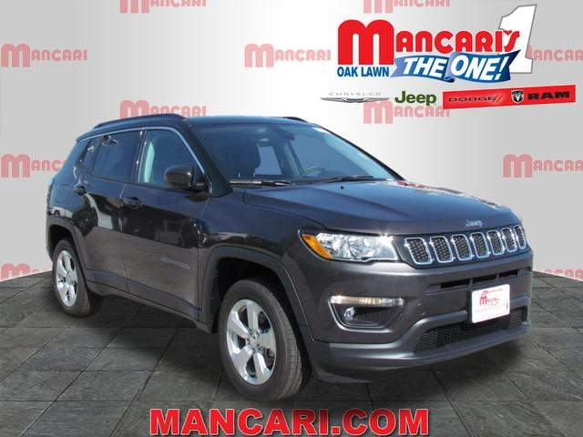 New 2018 Jeep Compass Latitude Sport Utility in Oak Lawn 6080J8