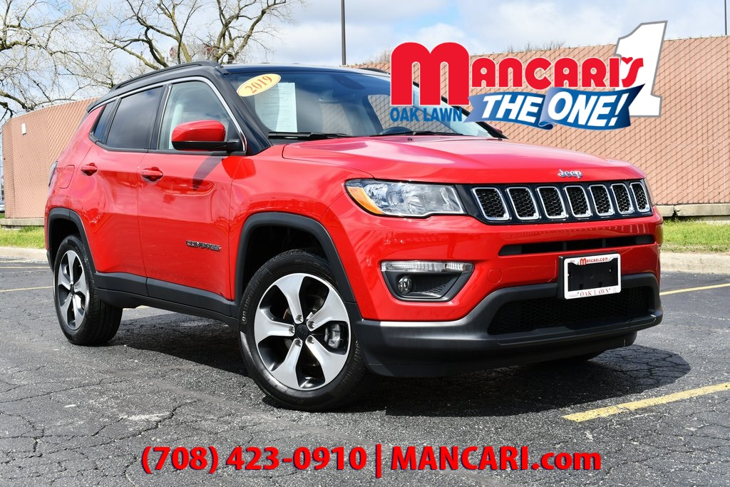 Pre-Owned 2019 Jeep Compass Latitude - 4X4 REMOTE START BACKUP CAMERA