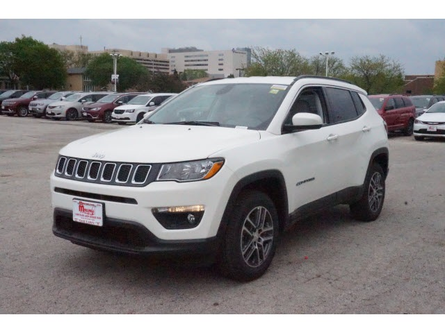 new 2017 jeep compass latitude 4d sport utility in oak. Black Bedroom Furniture Sets. Home Design Ideas