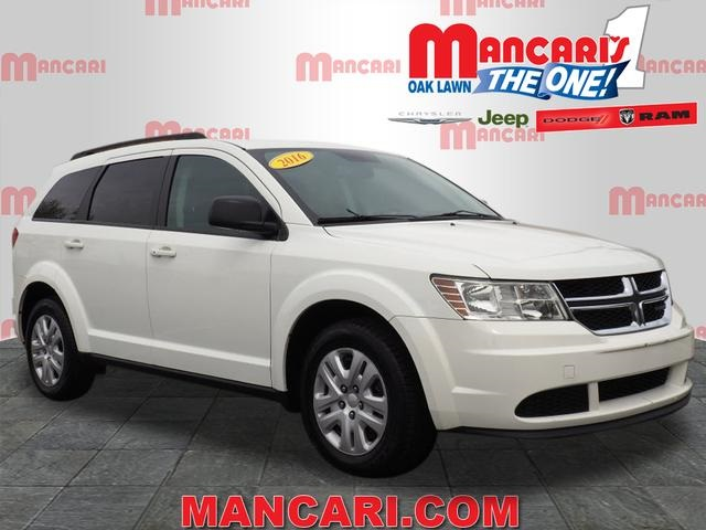 Certified Pre-Owned 2016 Dodge Journey SE - ONE OWNER REMOTE KEYLESS ENTRY PUSH START