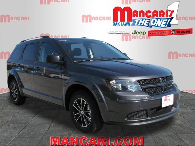 Car Lease Under 200 >> New 2018 Dodge Journey SE Sport Utility in Oak Lawn #6029D-8 | Mancari's Chrysler Dodge Jeep RAM ...