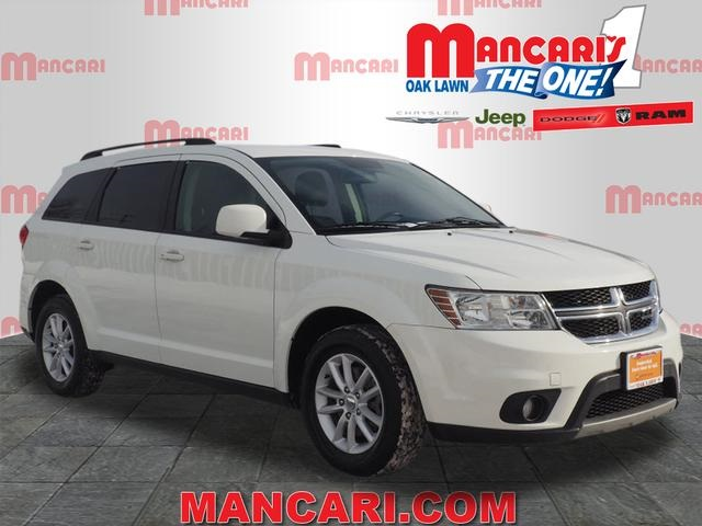 Certified Pre-Owned 2016 Dodge Journey SXT