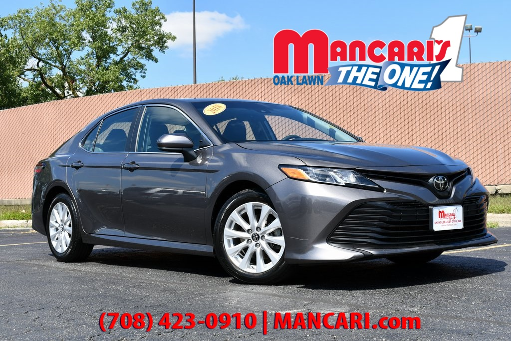 Pre-Owned 2018 Toyota Camry L - ONE OWNER REMOTE KEYLESS ENTRY BACKUP CAMERA