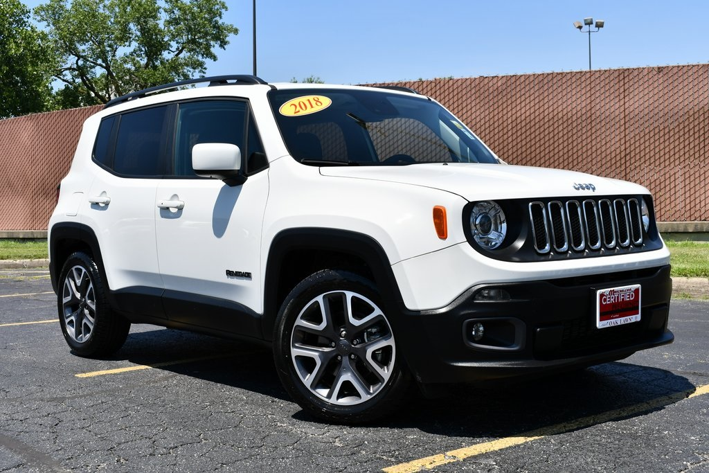 Certified Pre-Owned 2018 Jeep Renegade Latitude - REMOTE KEYLESS ENTRY BACKUP CAMERA