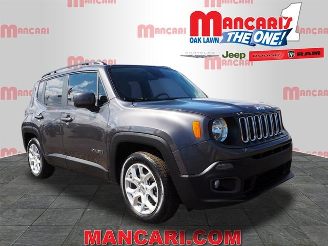 Certified Pre-Owned 2018 Jeep Renegade Latitude - Apple CarPlay Google Android Auto