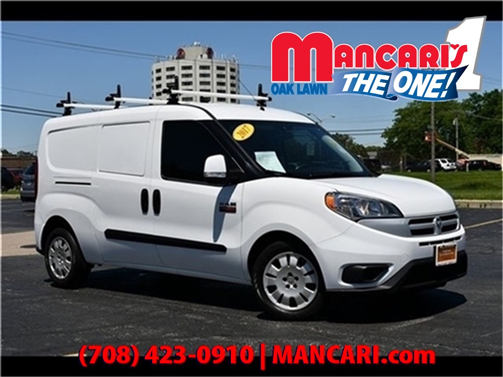 Certified Pre-Owned 2017 Ram ProMaster City Tradesman SLT - One Owner BlueTooth Tow Hitch