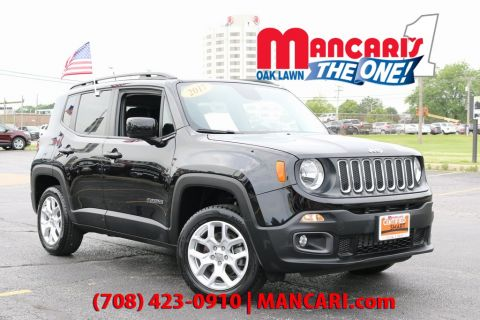 Certified Pre-Owned 2017 Jeep Patriot High Altitude - 4X4 BackUp Camera Remote Starter