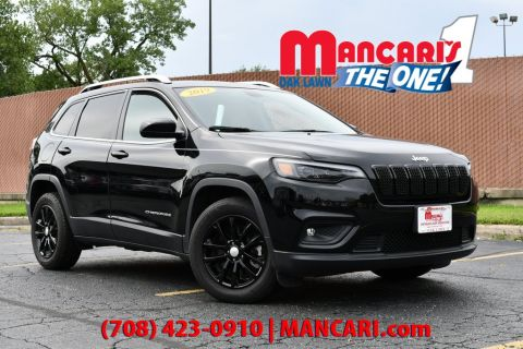 Pre-Owned 2019 Jeep Cherokee Latitude - REMOTE KEYLESS ENTRY BACKUP CAMERA