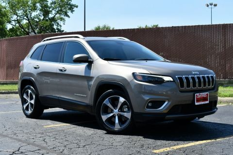 Certified Pre-Owned 2019 Jeep Cherokee Limited - BLUETOOTH APPLE CARPLAY GOOGLE ANDROID