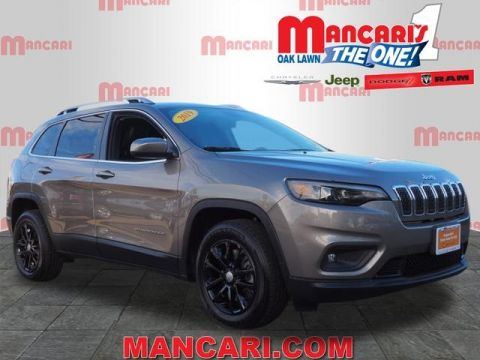 Certified Pre-Owned 2019 Jeep Cherokee Latitude Plus - Apple CarPlay Google Android Auto
