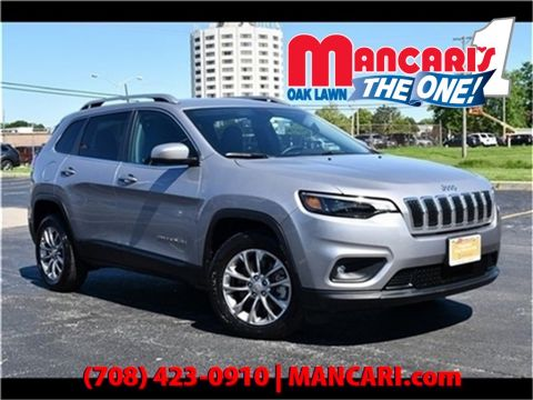 Pre-Owned 2019 Jeep Cherokee Latitude Plus - BlueTooth Remote KeyLess Entry