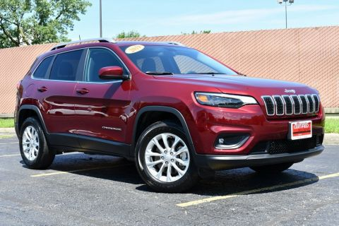 Pre-Owned 2019 Jeep Cherokee Latitude - 4X4 REMOTE KEYLESS ENTRY BACKUP CAMERA