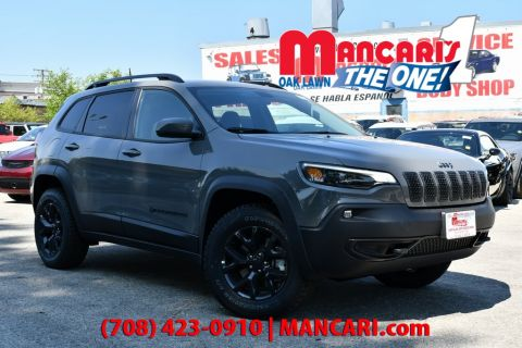 New 2019 JEEP Cherokee Upland