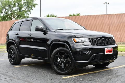 Certified Pre-Owned 2019 Jeep Grand Cherokee Upland Edition - 4X4 BLUETOOTH NAVIGATION SUNROOF