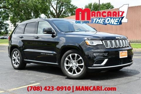 Pre-Owned 2019 Jeep Grand Cherokee Summit - 4X4 ONE OWNER NAVIGATION SUNROOF